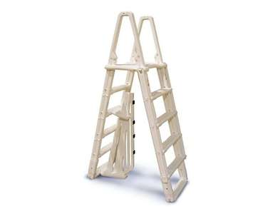 confer-a-frame-pool-ladder-with-barrier-7100b