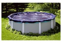 Above Ground Winter Pool Cover