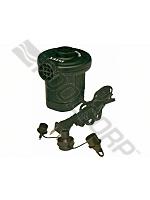 Intex 66619e Electric Air Pump All Pool Filters 4 Less