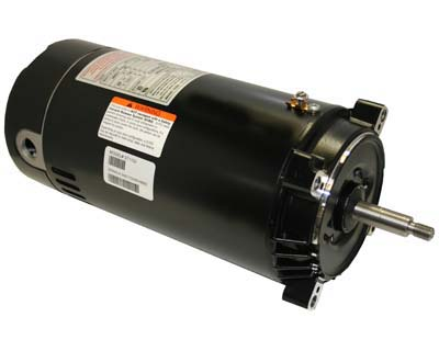 St1102 A O Smith 1 Hp Full Rated Round Flange Pool Pump