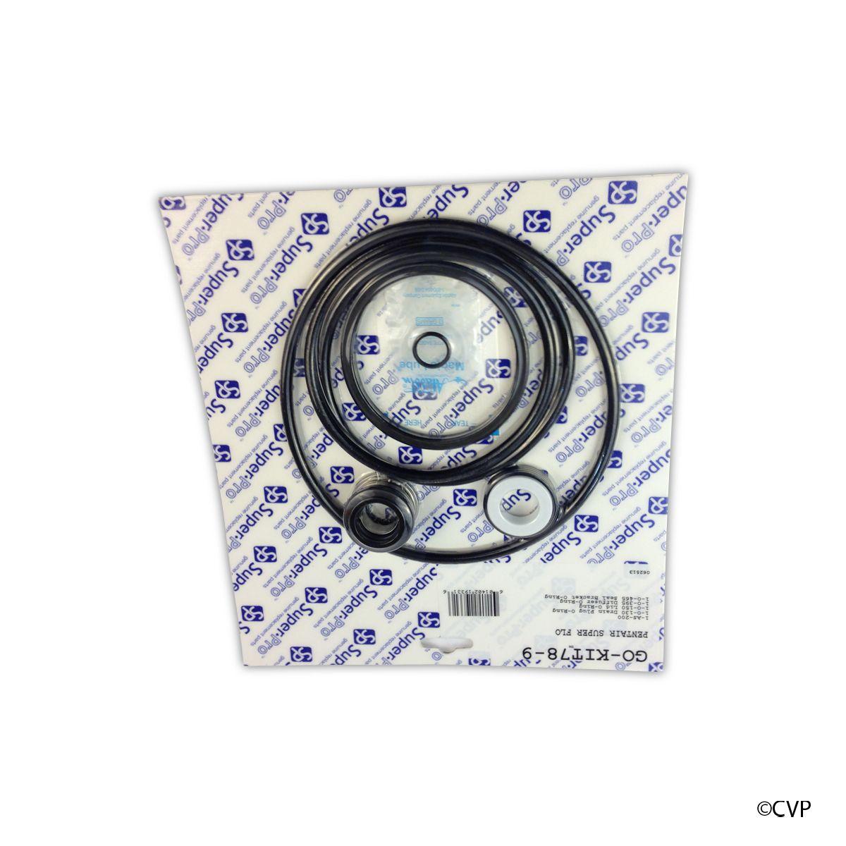 Pentair Superflo Pump Seal Go Kit78 9 All Pool Filters 4