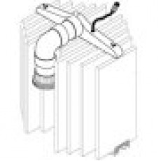 Sta-Rite 23900-1221S D.E. filter manifold for S8D110