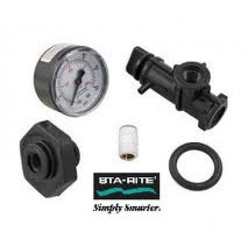 Sta Rite Pool Filters 24850 0105 Valve And Gauge Assembly