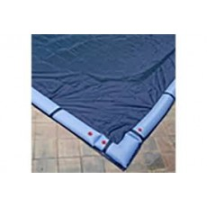 14 x 28 ft Rectangle Solid In Ground Winter Pool Cover 10/1 Warranty - 771933IGBLB