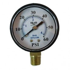 Replaces 190058 Pentair Pressure Gauge for Clean and Clear/Clean and Clear Plus filters