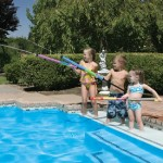 Poolmaster Jumbo Hot Shots Water Launcher 72572