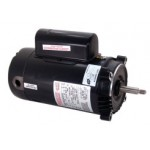 ST1152 A.O. Smith 1.5 HP full-rated round flange pump motor