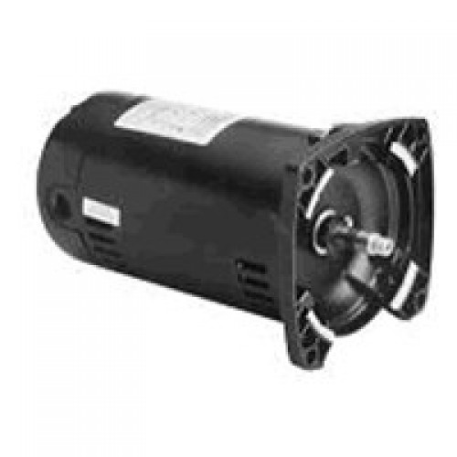Usq1152 a o smith 1 1 2 hp square flange pool pump motor for Square flange pool pump motor