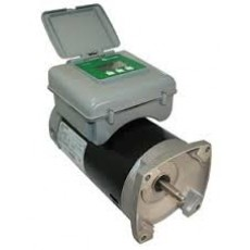 B2982T A.O. Smith 1 HP 2 speed full rated pool pump motor w/ timer