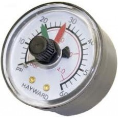 Hayward ECX2712B1 SwimClear Filter Series pressure gauge