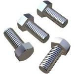 Hayward SPX0125Z44 - Super II Pump Motor Cap Screw (set of 4)