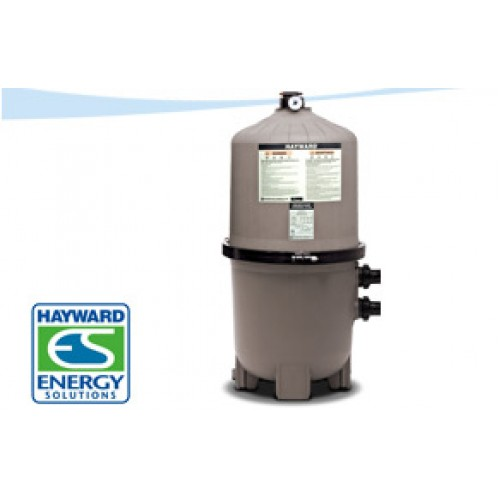 Hayward swim clear c5030 pool filter all pool filters 4 less for Glass filter media for swimming pools