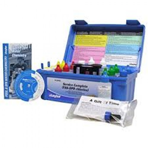 K 2006c Complete Fas Dpd Cl Professional Pool Water Test
