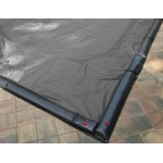 14 x 28 ft Rectangle Solid In Ground Winter Pool Cover 15/3 Warranty