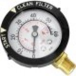 190058Z Pentair Pressure Gauge for Clean and Clear/Clean and Clear Plus filters