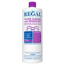 Regal Filter Cleaning Solution 1 quart - 50-2740