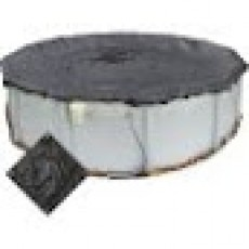 33 ft Round Mesh Above Ground Pool Winter Pool Cover 8/1 Warranty