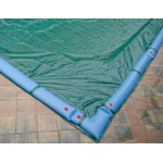 18 x 40 ft Rectangle Solid In Ground Winter Pool Cover 10/1 Warranty