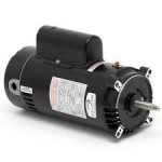UST1202 A.O. Smith 2 HP up-rated round flange pump motor