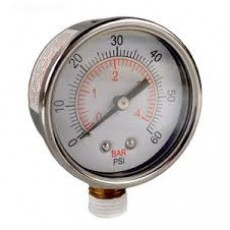 Waterway 830-3000 Pro Clean filter pressure gauge